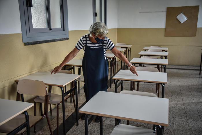 Riaprono le scuole, primo test post-lockdown