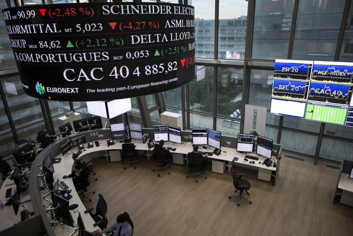 Borsa: Europa apre in calo, chiuse Milano e Francoforte