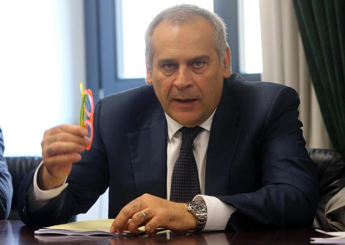 Cdm nomina Lamberto Giannini nuovo capo della Polizia
