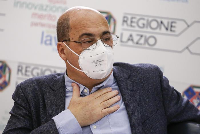 Pd, Zingaretti lascia: