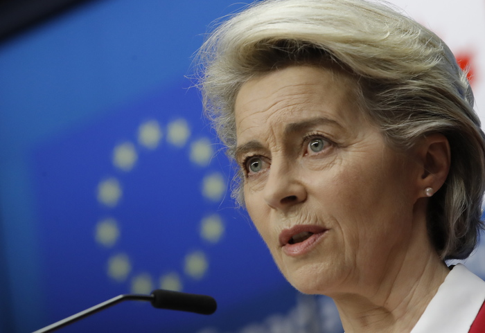 Von der Leyen, al via emissioni Next Gen EU, raccolti 20mld