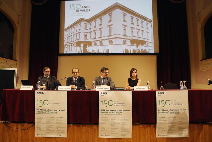 Bper rileva 49% Banco Sardegna