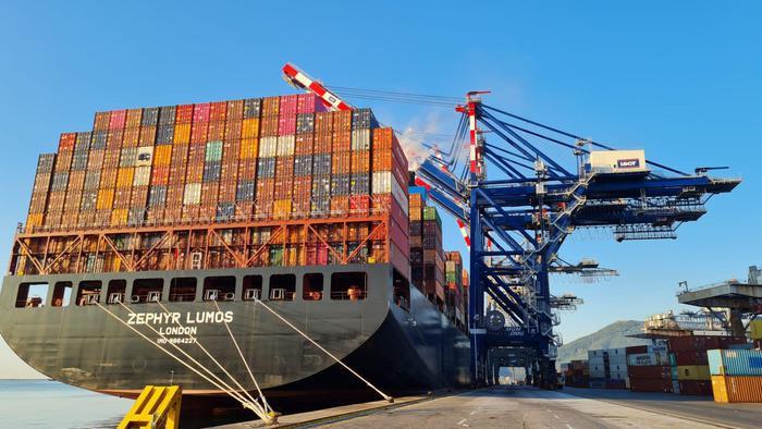 Made in Italy: Sace, nel 2021 export +11,3%, come pre-covid