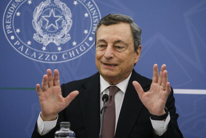 Draghi: 'Aiutare l'Afghanistan è un obbligo morale per tutti'