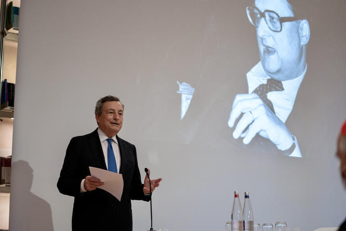 Draghi: 'Fare quello che si deve, anche se è impopolare'