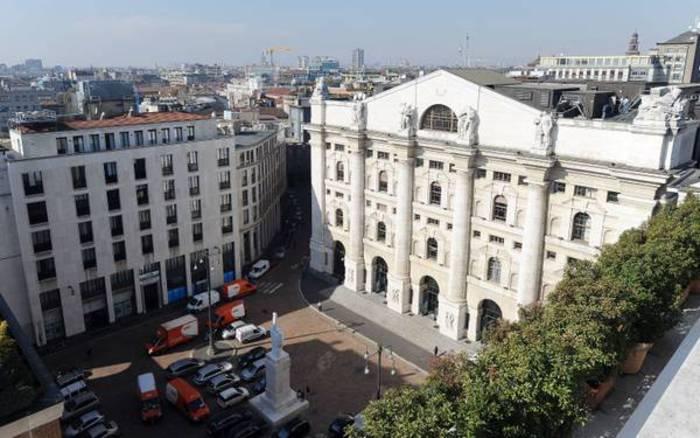 Borsa,Milano chiude sopra minimi (-0,7%)