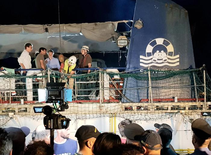 Sea Watch: avvocati, comandante ha agito in stato necessità