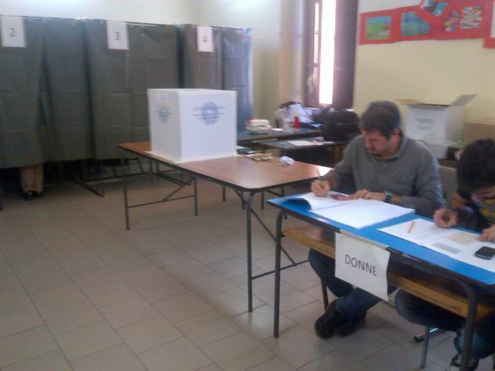 Ballottaggi Sardegna, affluenza in calo