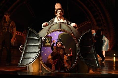 Cirque du Soleil: S&P abbassa rating