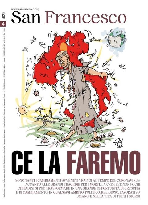 Dedicata Covid rivista San Francesco