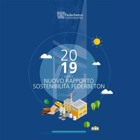 Federbeton,in 3 anni investiti 110 mln euro in sostenibilità