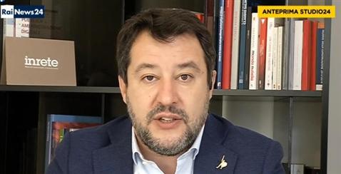 Mes: Salvini, se opposizione vota riforma si separa da Lega