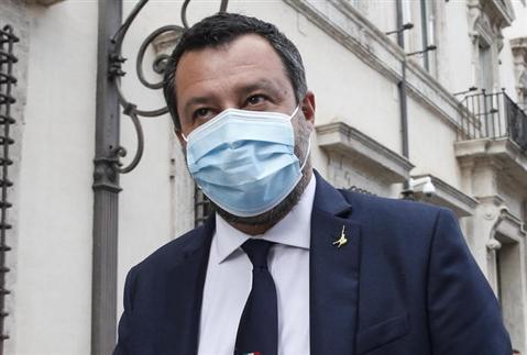 Mercoledì 16 forum ANSA con Salvini
